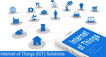 Giải pháp IOT - Internet of Things